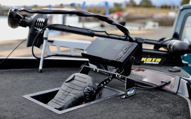 ranger522 フロントエレキ魚探